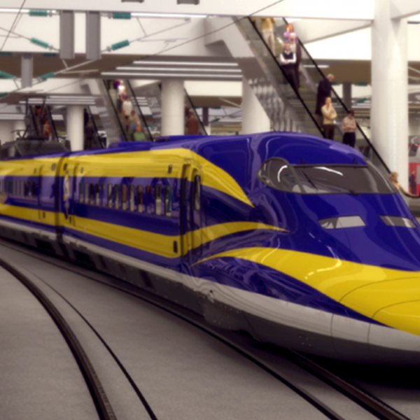 California High Speed Rail Project - CP2&3