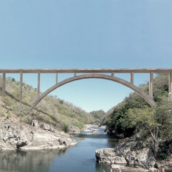 Arch Bridge over Torola River